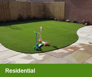 Front Box Residential